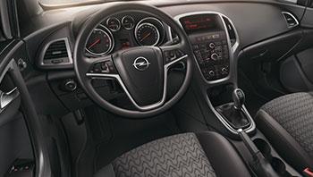 Predvádzacie vozidlá Opel