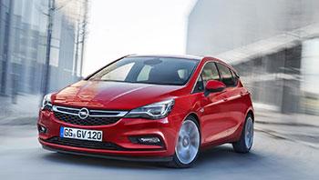 Jazdené vozidlá Opel